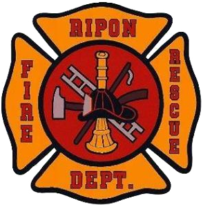 ripon area fire district logo